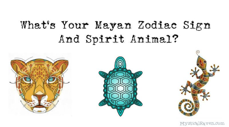 Whats Your Mayan Zodiac Sign And Spirit Animal Great Mind
